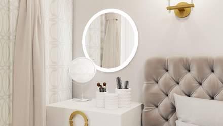 Туалетний столик у спальні: корисні лайфхаки, як все зробити красиво