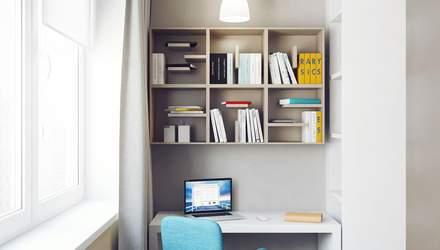 Как оформить рабочее место в спальне: 5 практических идей от профи