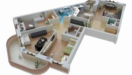 Об'єднання двох квартир: ключові моменти, які потрібно знати