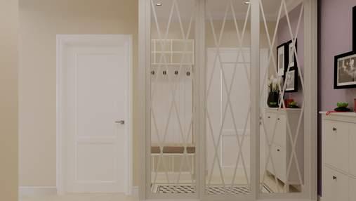 Неоклассика в прихожей: красивые воплощения в квартире