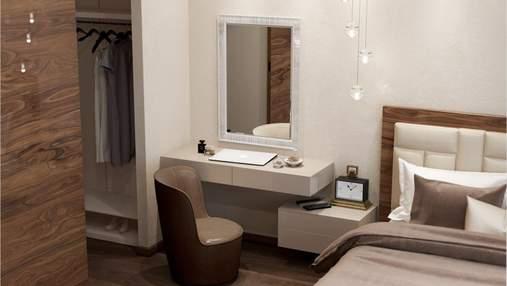 Туалетный столик в спальне: лучшие примеры оформления