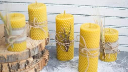 Как декорировать жилье с помощью свечей: фото