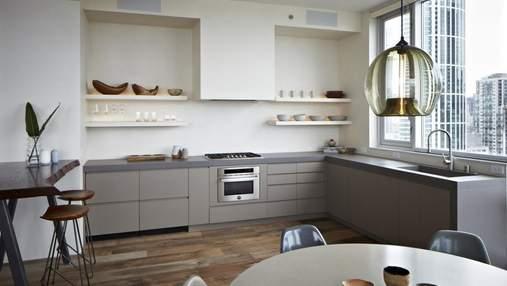 Оригінальні ідеї для кухні: що люблять дизайнери