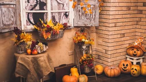 Декор на Хэллоуин: как быстро и оригинально украсить квартиру