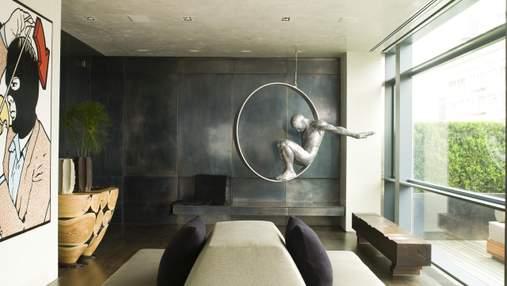 Скульптура в интерьере: особенности, советы и примеры