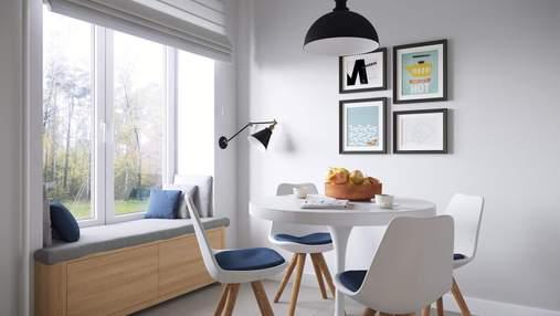 Интерьер маленькой квартиры: 3 интересных идеи из зарубежных проектов
