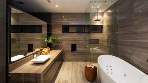 Ванная комната-2021: дизайнер интерьера назвала свежие фишки
