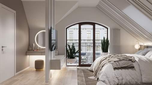 Интерьер спальни: какие зоны оформить в комнате отдыха