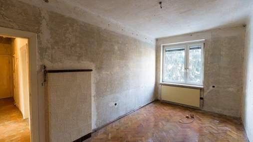 """До та після: як """"вбиту"""" квартиру перетворили на стильне житло"""
