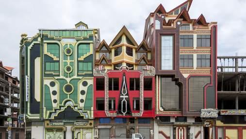 Неймовірні будинки на висоті 4 тисячі метрів над рівнем моря: фото, які варто побачити