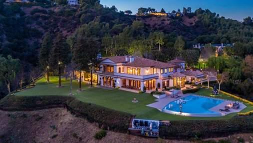 Як виглядає будинок Сильвестра Сталлоне за 85 мільйонів доларів: яскраві фото