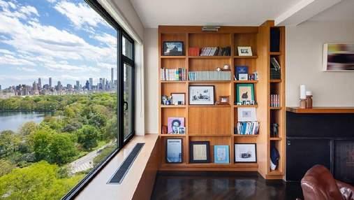 Девід Духовни продає квартиру за 7,5 мільйона доларів: що в ній особливого