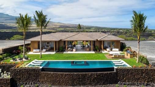 Де живе Меттью Мак-Конагей: фото розкішної вілли на Гаваях