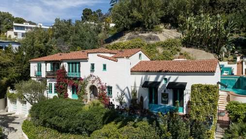 Леонардо Ді Капріо подарував матері будинок за 7 мільйонів доларів: як виглядає особняк