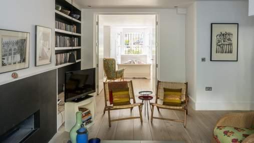 В Лондоне продают бывший дом всемирно известного дизайнера, покончившего с собой: фото