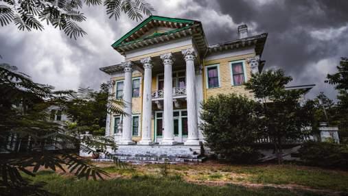 В США заброшенный дом перепутали с особняком из известного фильма: фото и видео