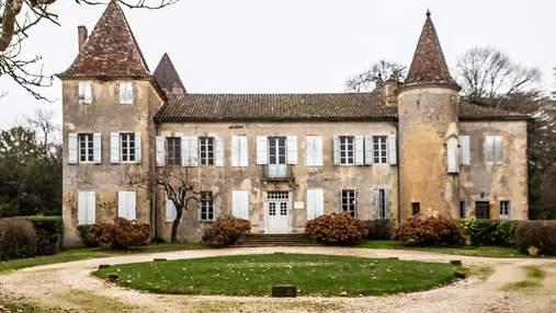 Во Франции продают замок д'Артаньяна: невероятные фото и видео
