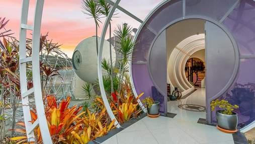 В Австралії продали фантастичний будинок з бульбашок: фото та відео