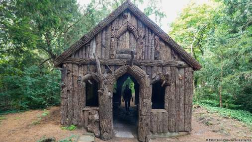 """В Германии восстановили """"ведьмин"""" дом: как он выглядит"""