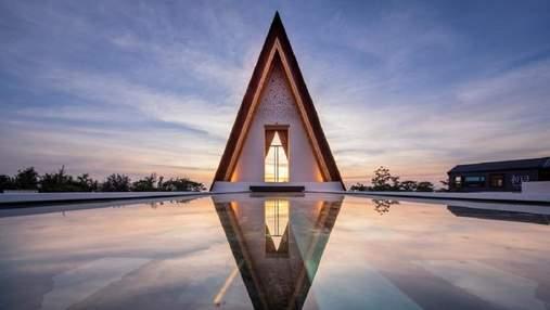 Как выглядят самые невероятные здания в 2021 году: фото