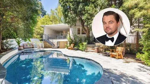 Леонардо Ді Капріо продає столітній будинок у Лос-Анджелесі: скільки коштує об'єкт