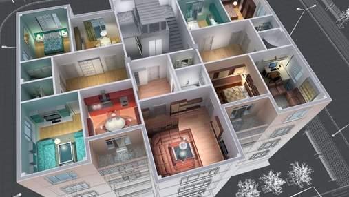 Будьте обережні: як не помилитися з плануванням квартири