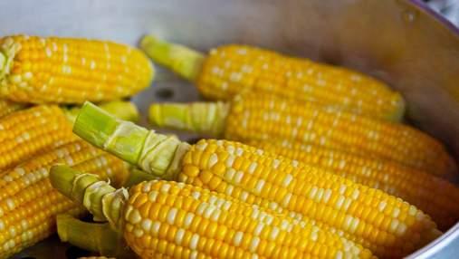 Як зварити молоду кукурудзу, щоб їли діти: рецепт із вершковим маслом від кондитерки