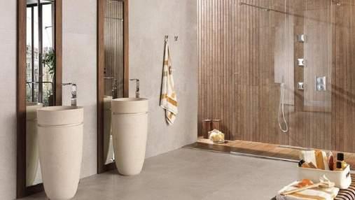Який матеріал вибрати для ванної кімнати: 8 кращих видів оздоблення