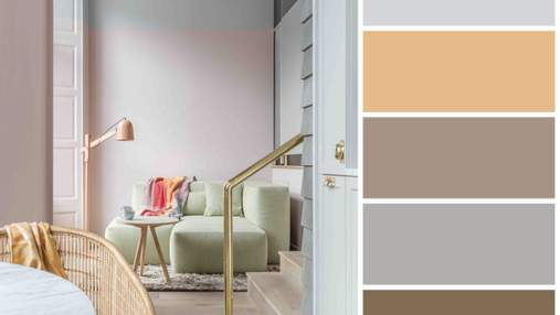 З чим поєднувати модний сірий колір в інтер'єрі: ТОП-10
