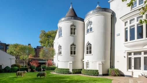 В Лондоне продают готический дом за 24 миллиона долларов: как выглядит модернизированный замок