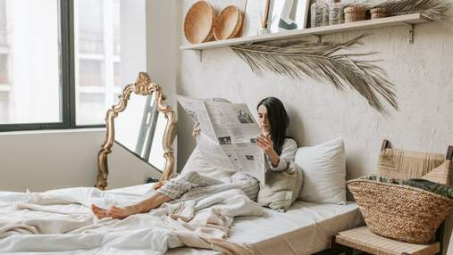 Популярна дизайнерка розповіла, як правильно обрати ліжко для спальні