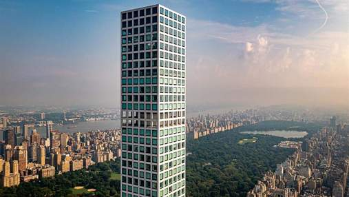 Неймовірна велич: скільки коштує та як виглядає найдорожчий пентхаус у Манхеттені