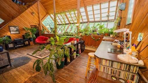 Дах замість підлоги: американець продав незвичний будинок лише за декілька днів