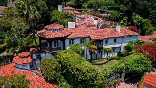 Исторический особняк покойного актера Джона Бэрримора продан за 14,7 миллиона долларов
