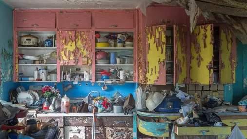 Закинуті будинки Америки в об'єктиві Браяна Сансіверо: моторошні кадри, які неможливо забути
