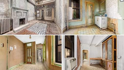Заброшенная квартира в Нью-Йорке возглавила рейтинг самой популярной недвижимости