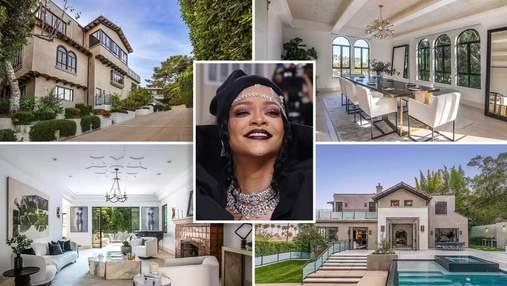 Рианна подняла цену на свой особняк в 7,8 миллиона долларов: особенности помещения