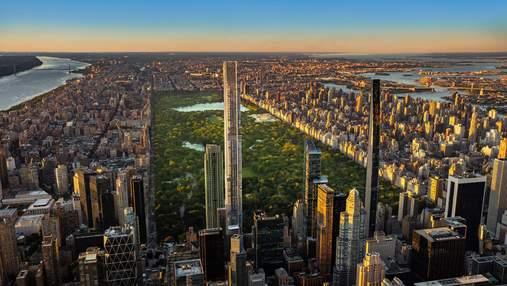Із привабливою знижкою: у США продають розкішні апартаменти в найвищому житловому хмарочосі