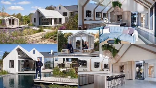 Пара решила восстановить старый дом на воде: что из этого вышло