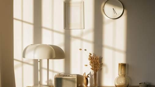 Годинник в інтер'єрі: як підібрати стильні варіанти, які не здешевлюють вигляд кімнати